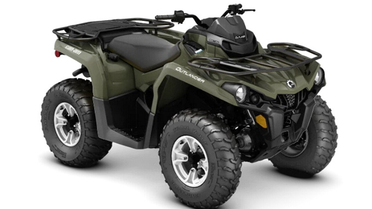 2019 Can-Am Outlander 450 for sale 200610678
