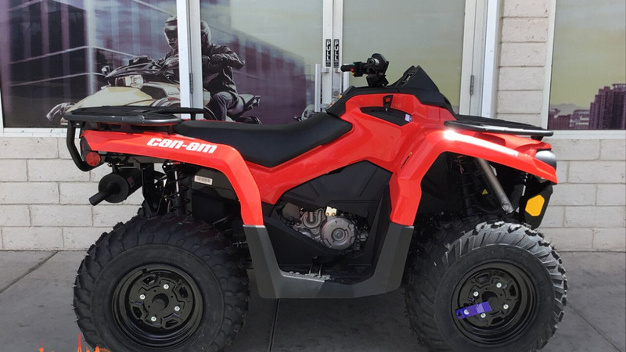 2019 Can-Am Outlander 450 for sale 200620773
