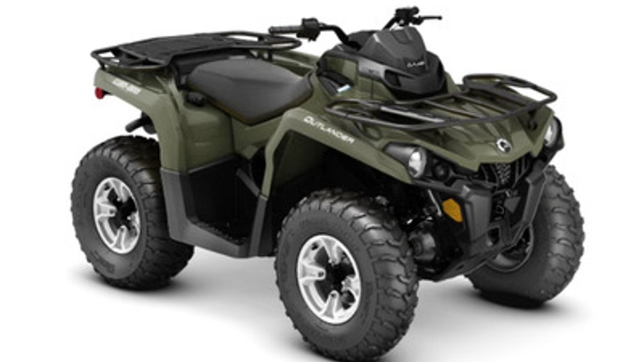 2019 Can-Am Outlander 450 for sale 200624085