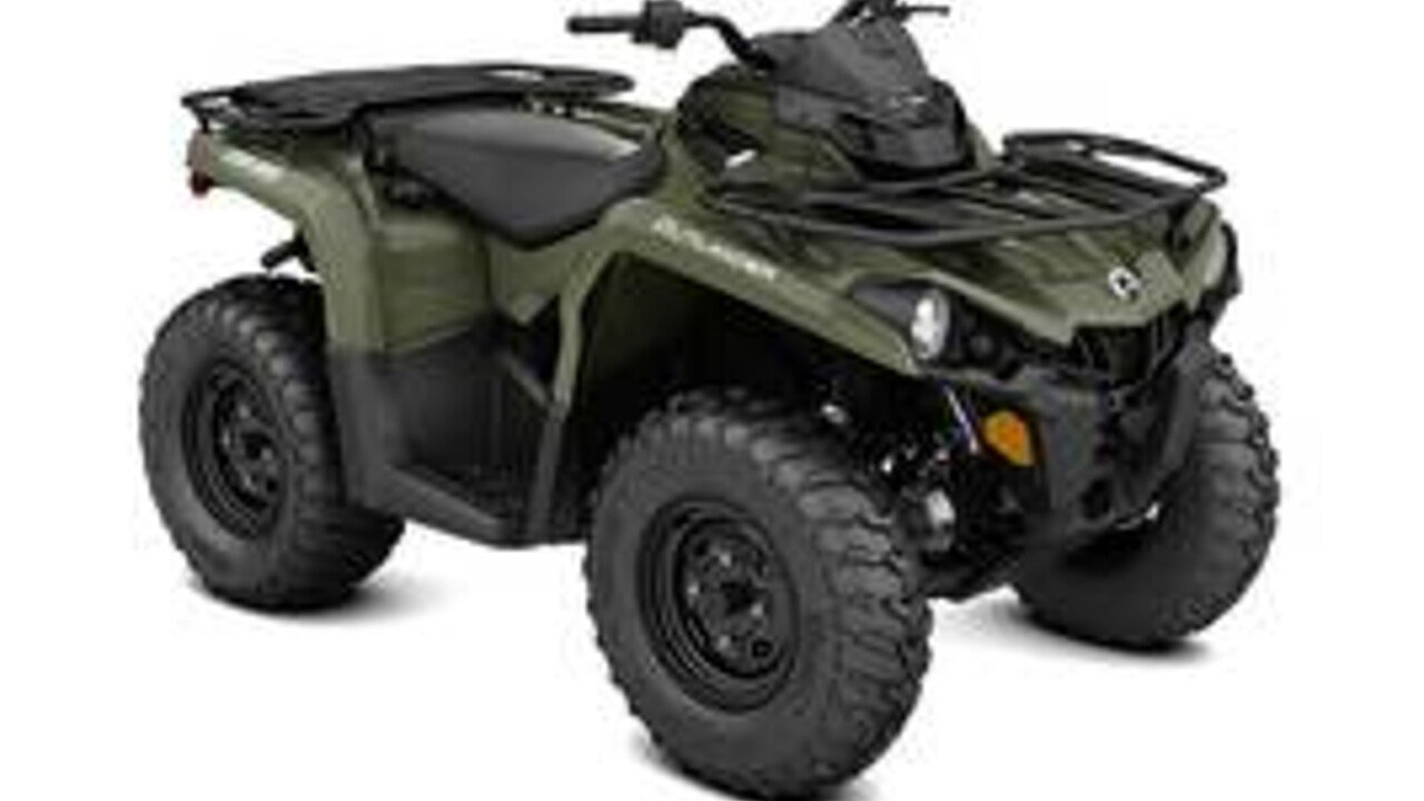 2019 Can-Am Outlander 450 for sale 200628277