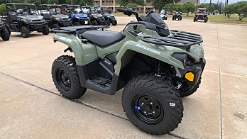 2019 Can-Am Outlander 570 DPS for sale 200602389