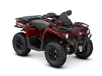 2019 Can-Am Outlander 570 for sale 200609265