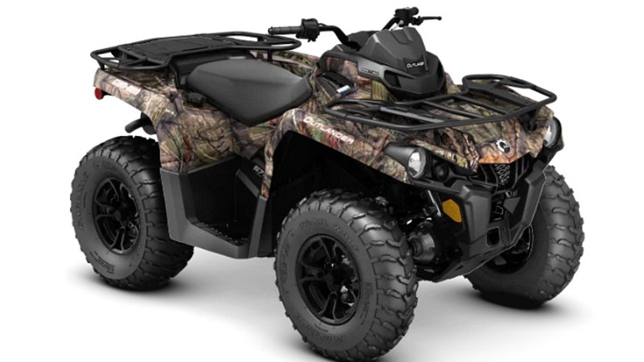 2019 Can-Am Outlander 570 for sale 200610682