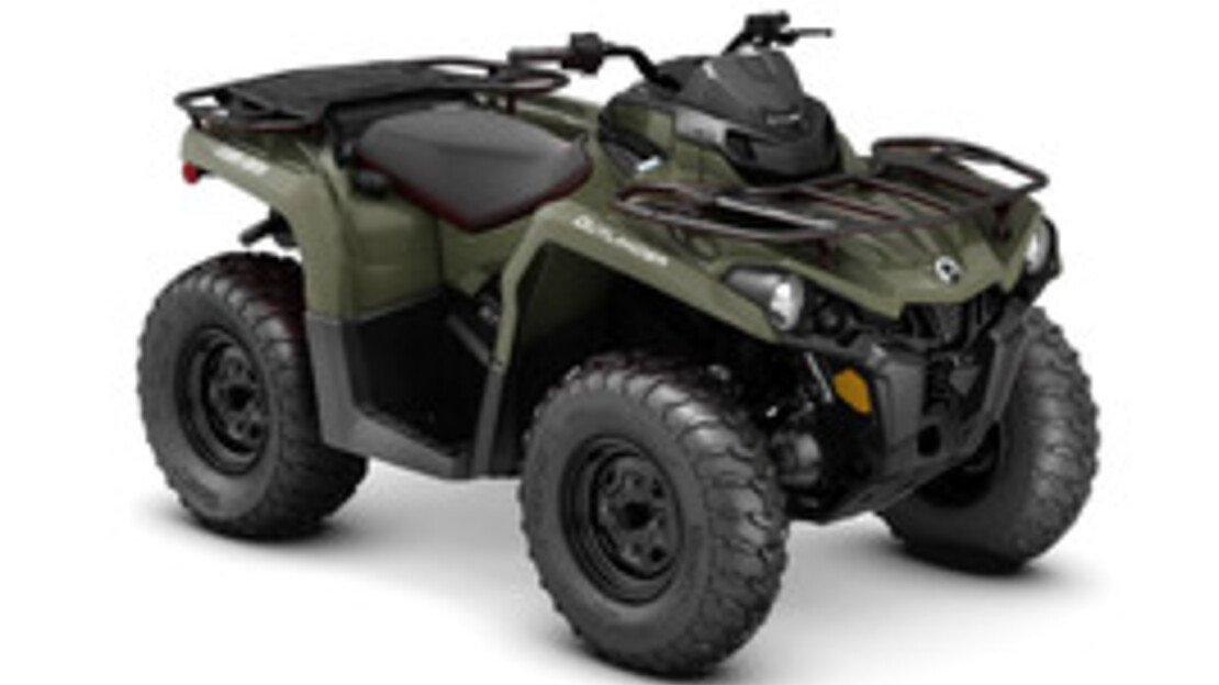 2019 Can-Am Outlander 570 DPS for sale 200610767