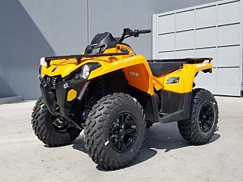 2019 Can-Am Outlander 570 DPS for sale 200614759