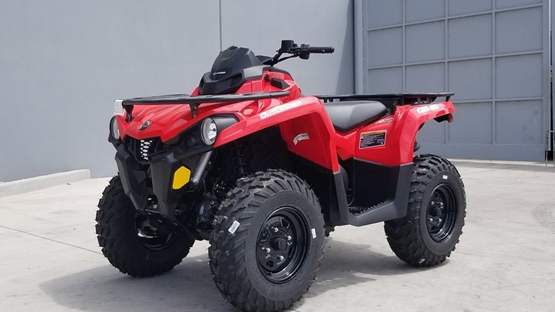 2019 Can-Am Outlander 570 DPS for sale 200614778