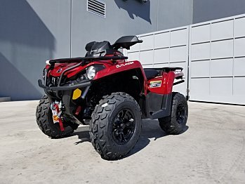 2019 Can-Am Outlander 570 for sale 200619084