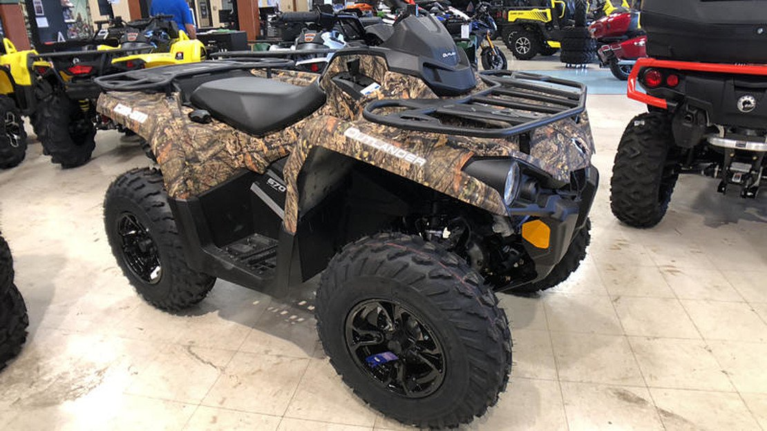 2019 Can-Am Outlander 570 DPS for sale 200620837