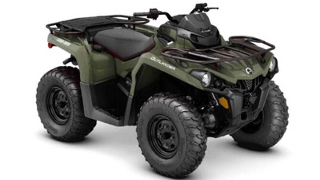 2019 Can-Am Outlander 570 DPS for sale 200621709