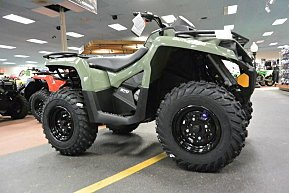 2019 Can-Am Outlander 570 DPS for sale 200605522