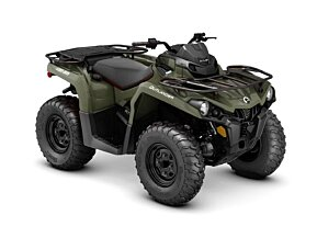 2019 Can-Am Outlander 570 DPS for sale 200648926