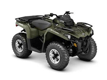 2019 Can-Am Outlander 570 DPS for sale 200667072