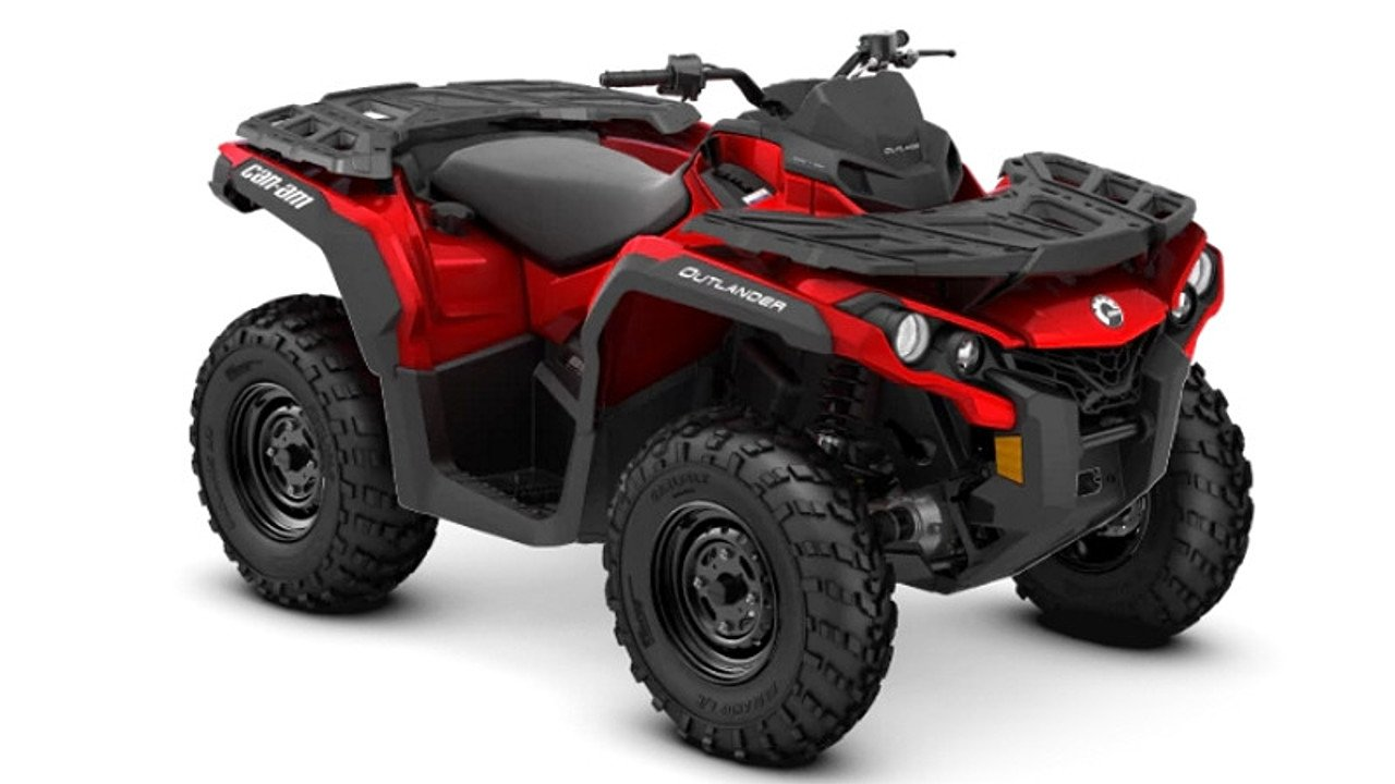 2019 Can-Am Outlander 650 for sale 200610677