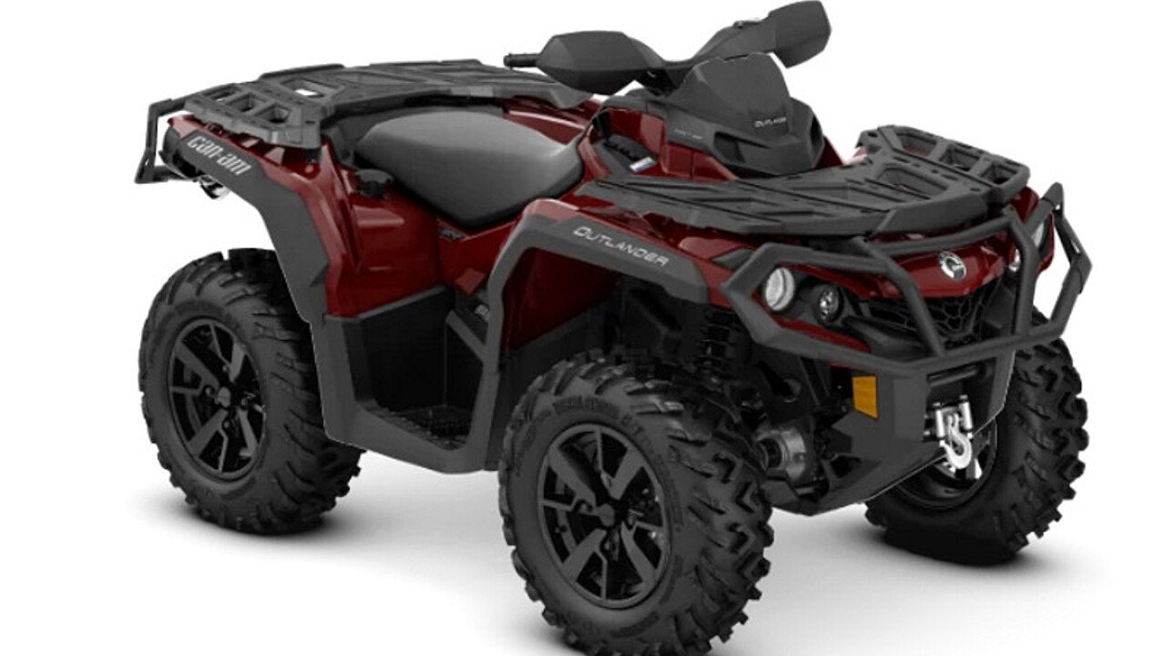 2019 Can-Am Outlander 850 for sale 200610697