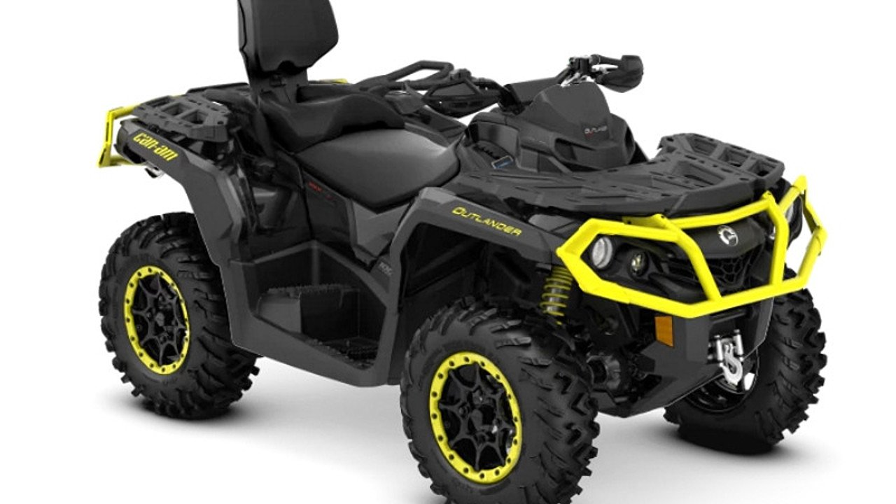 2019 Can-Am Outlander MAX 1000R for sale 200610727