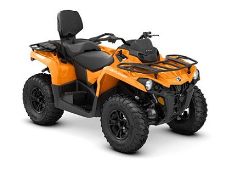 2019 Can-Am Outlander MAX 450 for sale 200604654