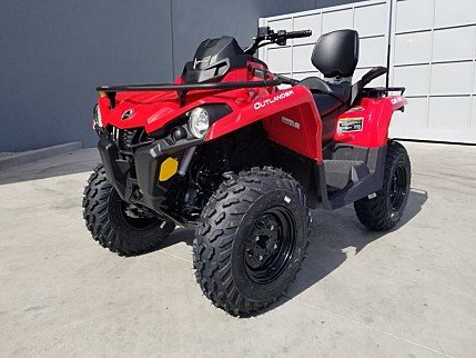 2019 Can-Am Outlander MAX 450 for sale 200632490