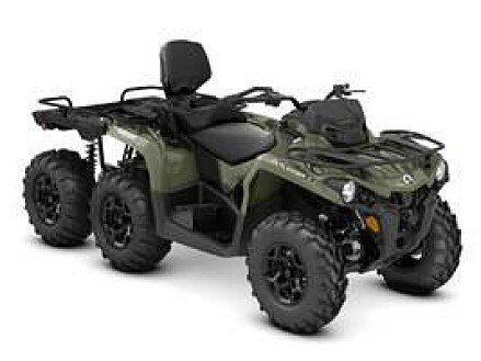 2019 Can-Am Outlander MAX 450 for sale 200635812