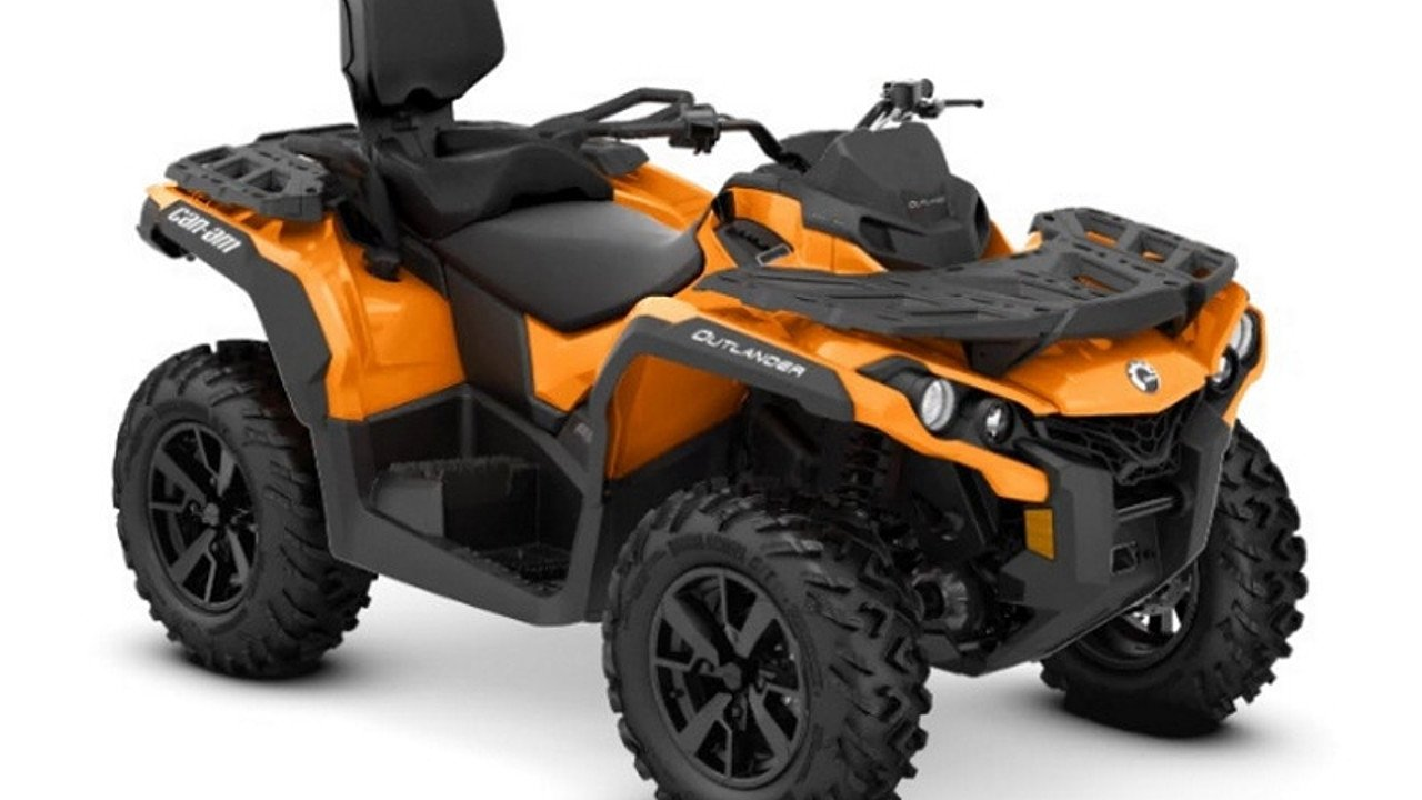 2019 Can-Am Outlander MAX 650 for sale 200610718