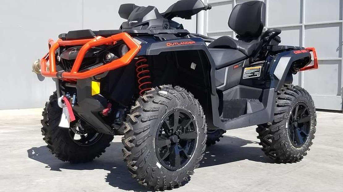 2019 Can-Am Outlander MAX 650 XT for sale 200628872
