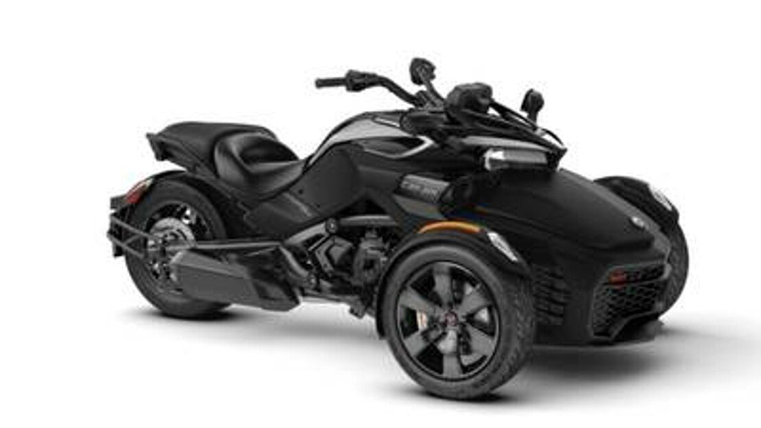2019 Can-Am Spyder F3 for sale 200628314