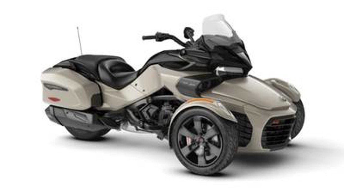 2019 Can-Am Spyder F3 for sale 200628320