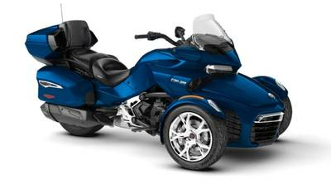 2019 Can-Am Spyder F3 for sale 200628326