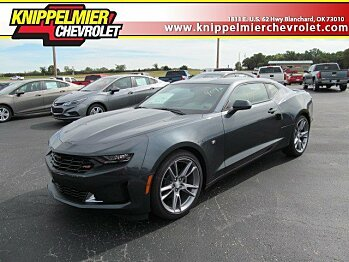 2019 Chevrolet Camaro LT Coupe for sale 101045663