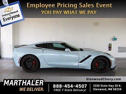 2019 Chevrolet Corvette for sale 101021599