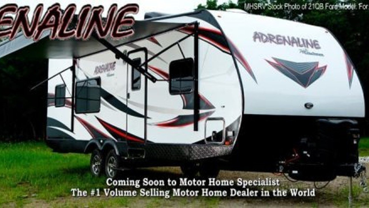 2019 Coachmen Adrenaline for sale 300168371
