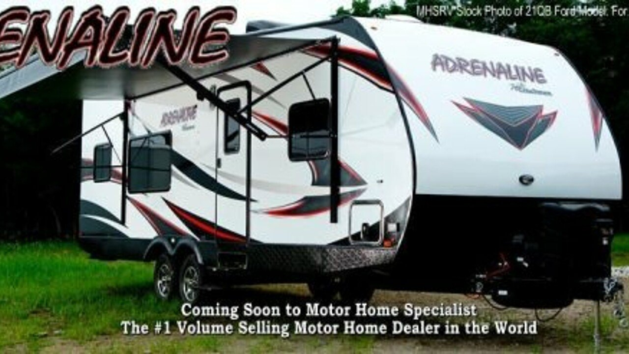 2019 Coachmen Adrenaline for sale 300168376