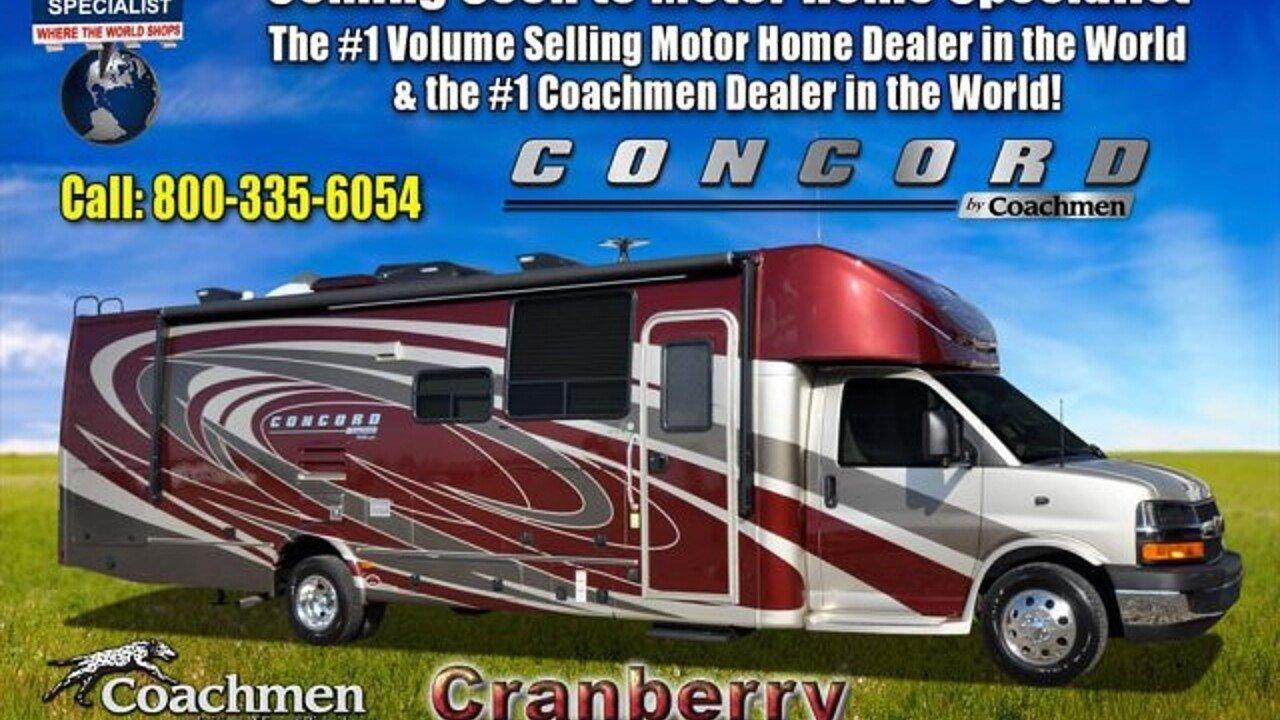 2019 Coachmen Concord for sale 300173417
