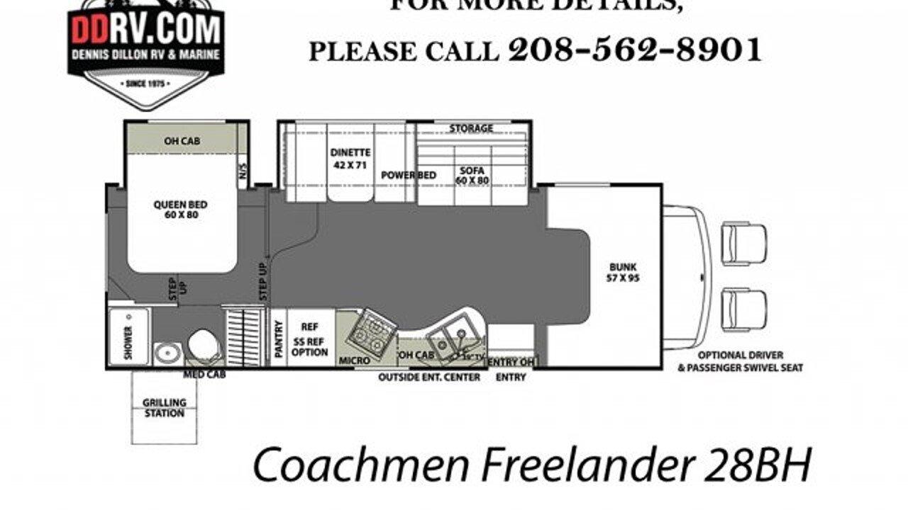 2019 Coachmen Freelander for sale 300164719