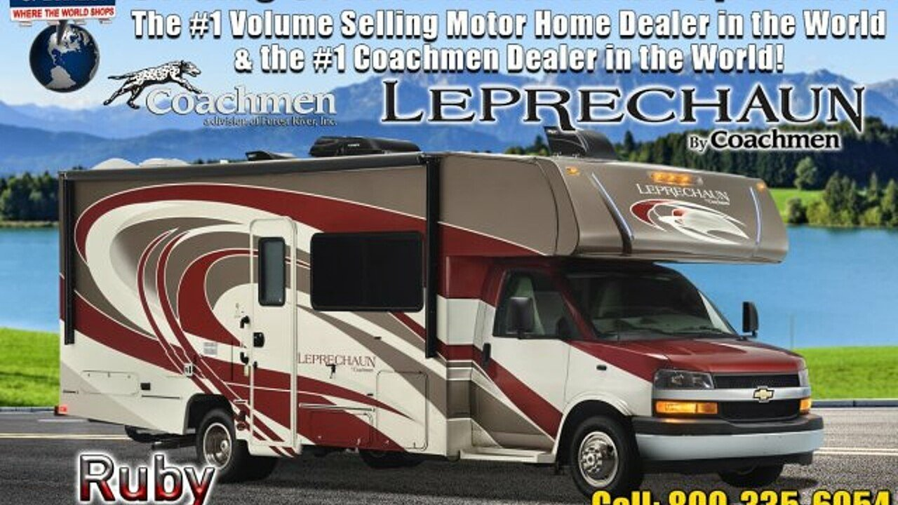 2019 Coachmen Leprechaun for sale 300169661