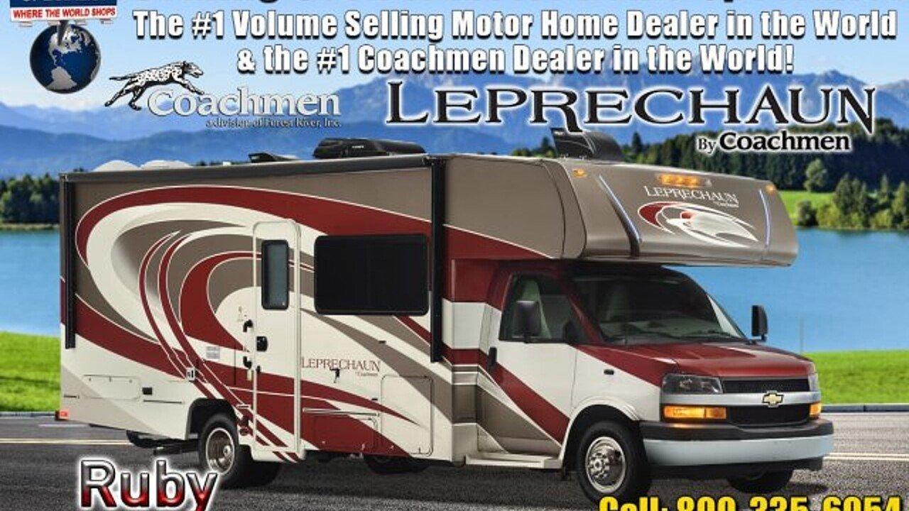 2019 Coachmen Leprechaun for sale 300171931