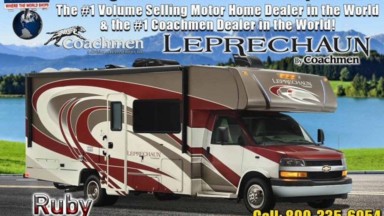 2019 Coachmen Leprechaun for sale 300171934