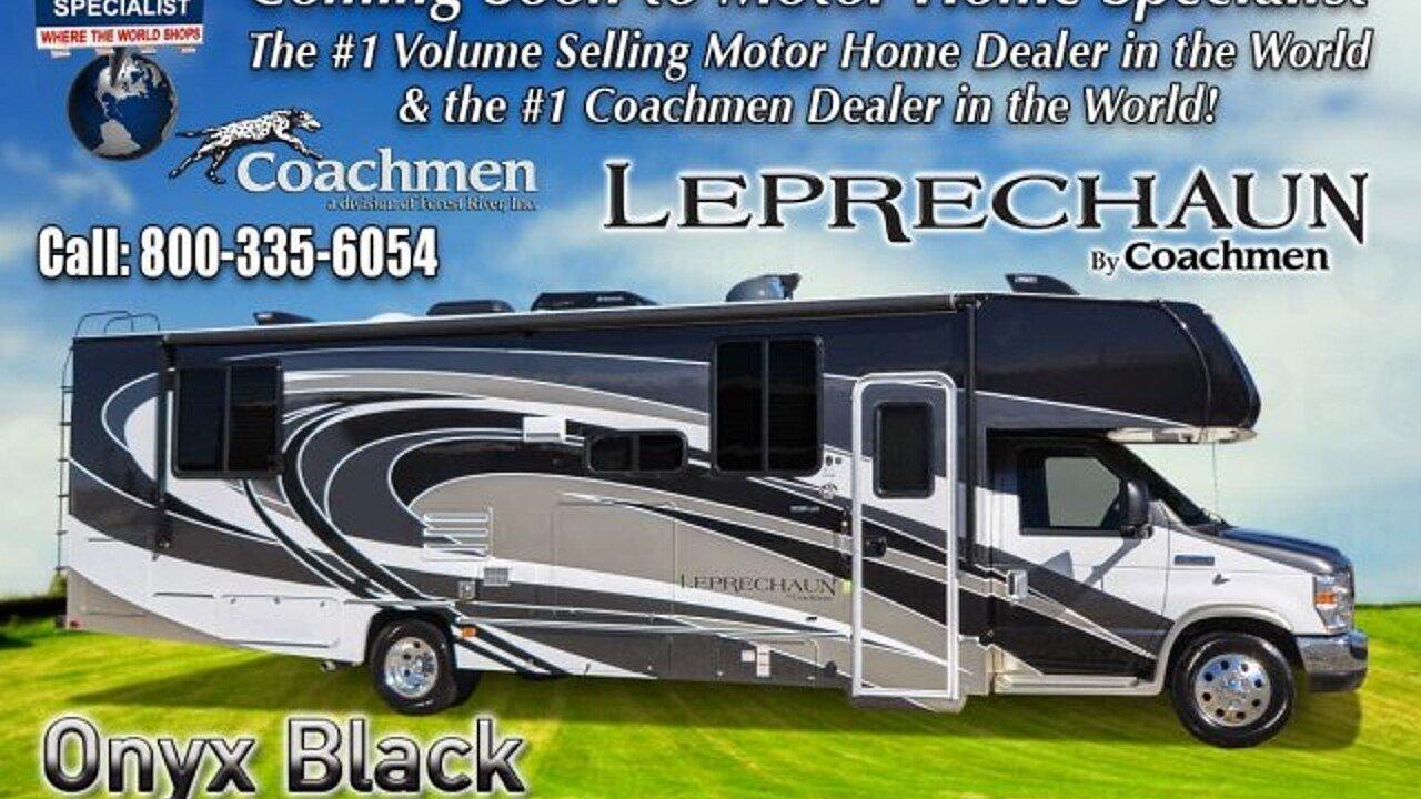 2019 Coachmen Leprechaun for sale 300171938