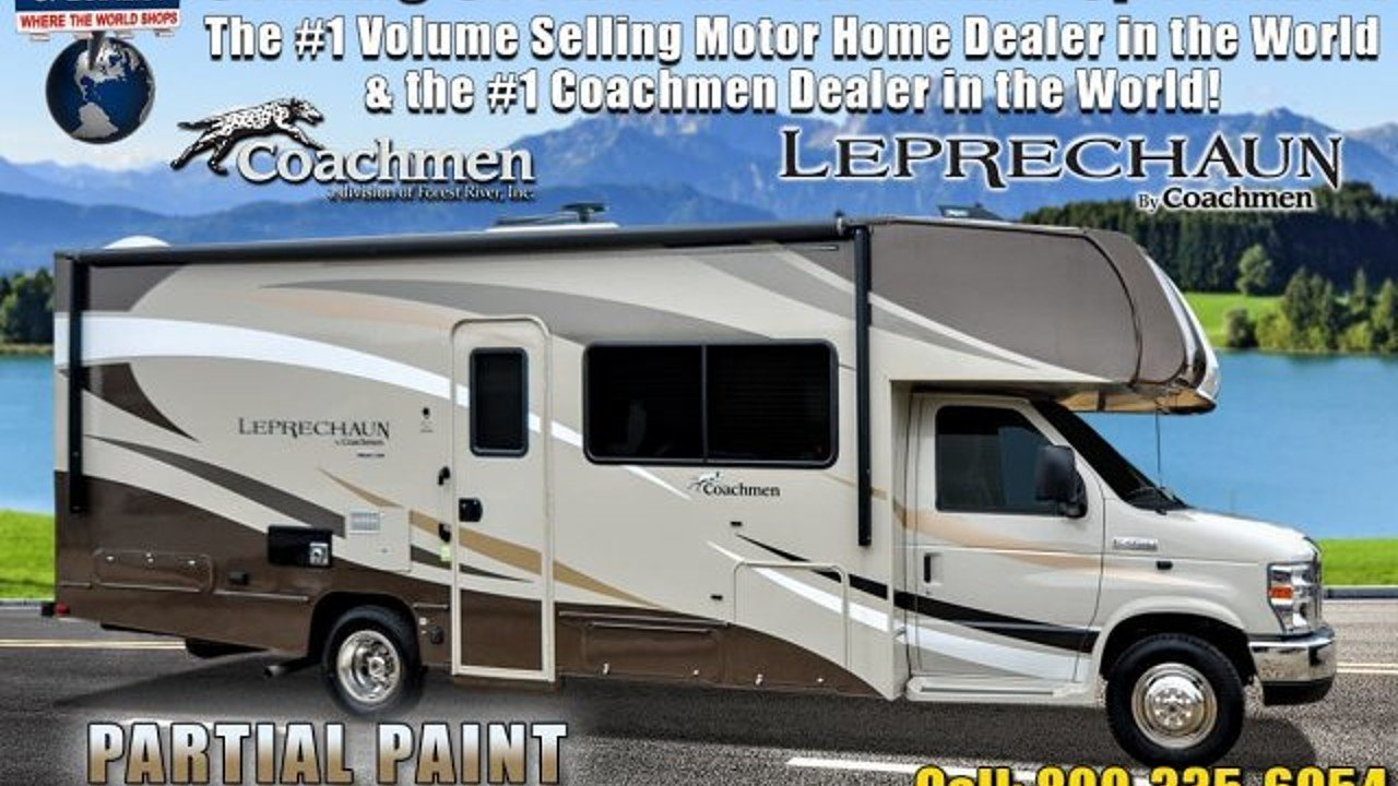 2019 Coachmen Leprechaun for sale 300173860
