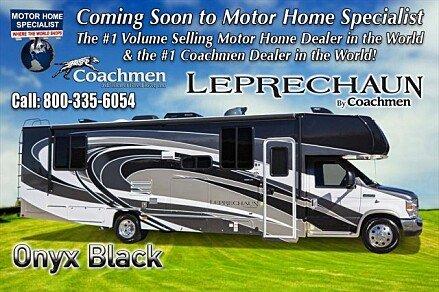 2019 Coachmen Leprechaun for sale 300162204