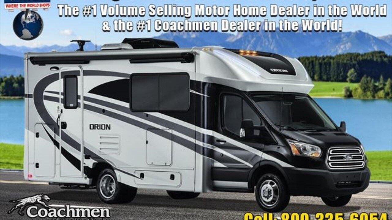 2019 Coachmen Orion for sale 300167261