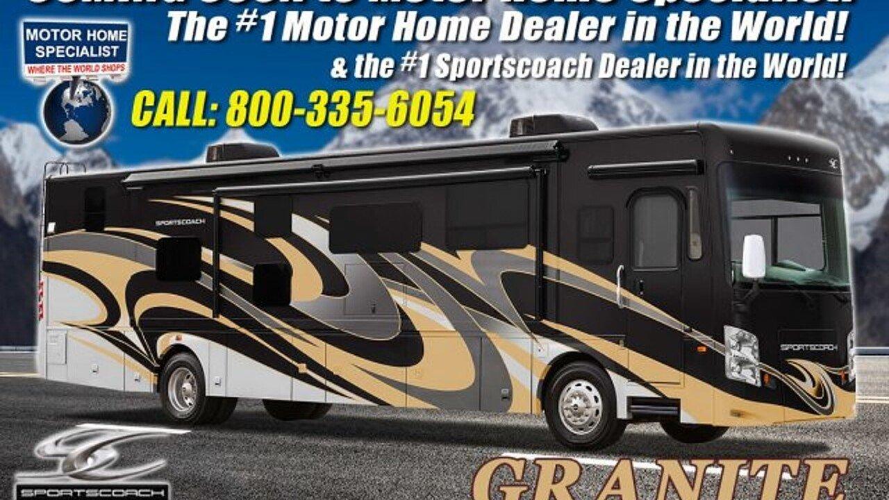 2019 Coachmen Sportscoach for sale 300169275