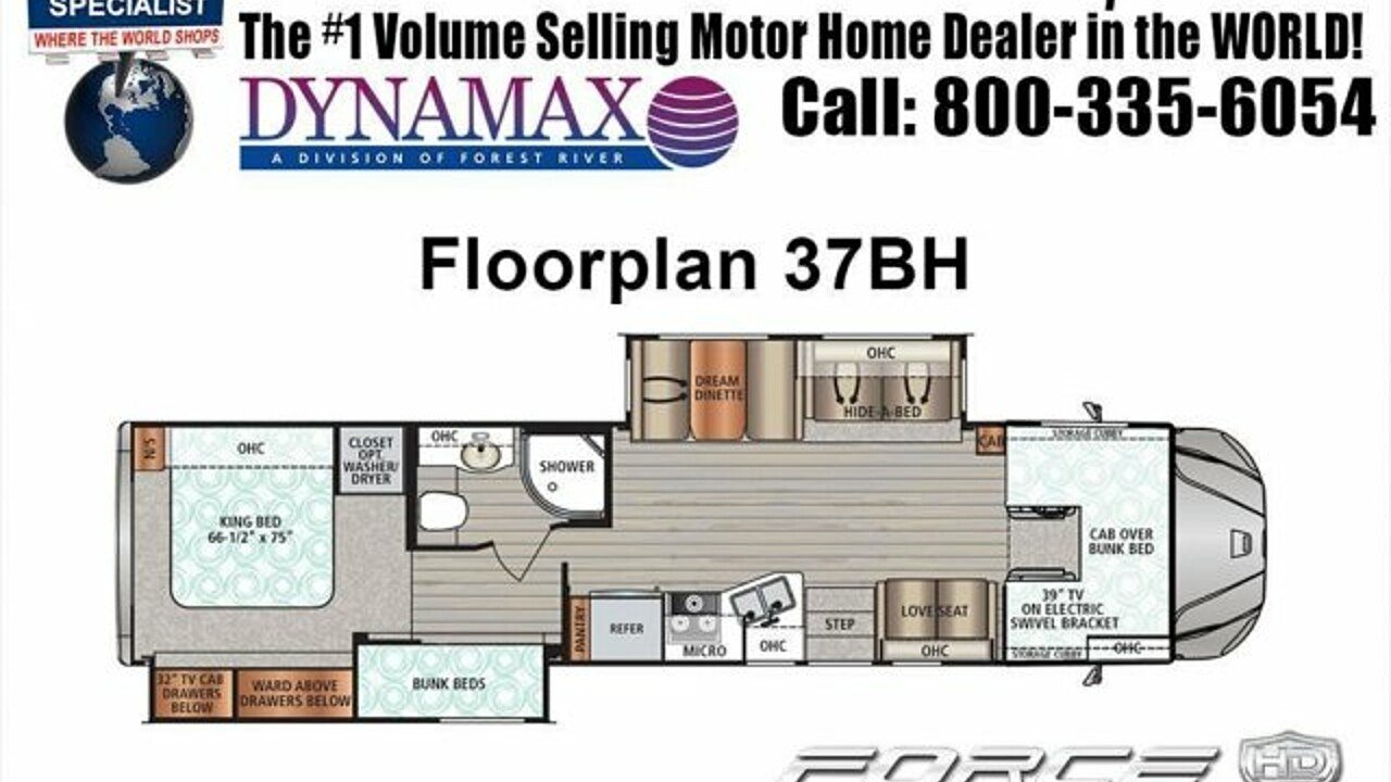 2019 Dynamax Force for sale 300174057
