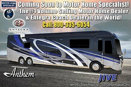 2019 Entegra Anthem for sale 300164255