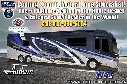 2019 Entegra Anthem for sale 300164262