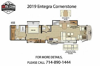 2019 Entegra Cornerstone for sale 300163207