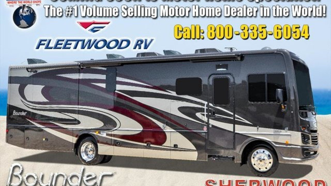 2019 Fleetwood Bounder for sale 300165350