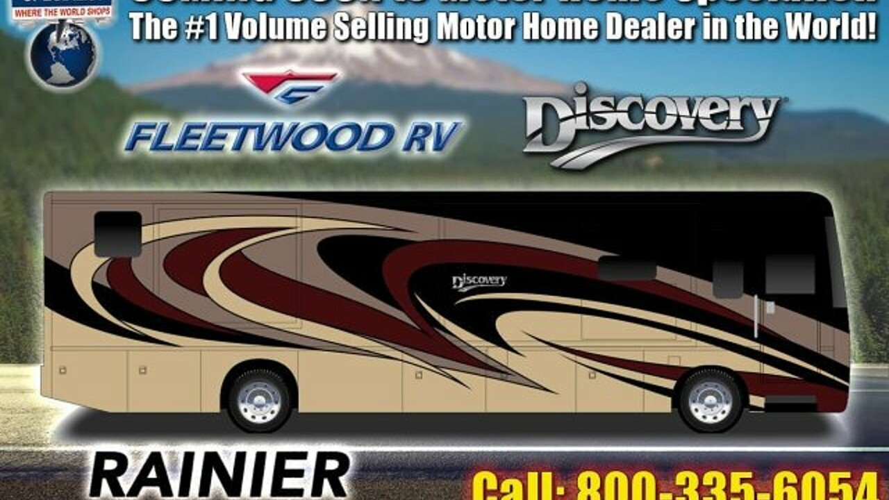 2019 Fleetwood Discovery for sale 300173611