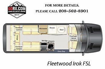 2019 Fleetwood Irok for sale 300166005
