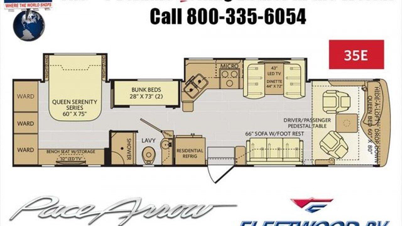 2019 Fleetwood Pace Arrow For Sale Near Alvarado Texas 76009 Rvs Wiring Diagram 300167265