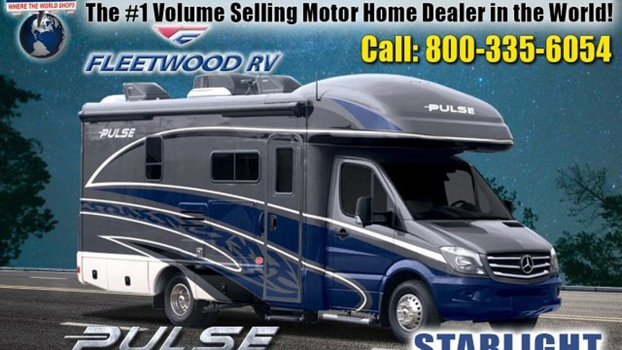 2019 Fleetwood Pulse for sale 300174079